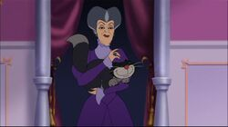 Lady Tremaine Lucifer