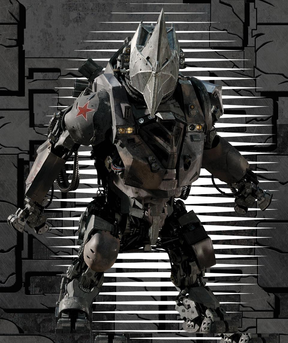 Kryptonian Warrior: The Amazing Spider-Man 2 - First Image ... |The Amazing Spider Man 2 Rhino Suit