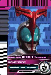 Final Kamen Ride Kabuto Hyper
