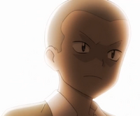 Giovanni as a boy