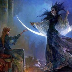 La Reine de la Nuit