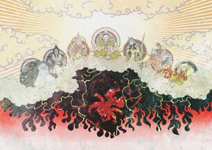 The Seven Deities (Asura's Wrath)