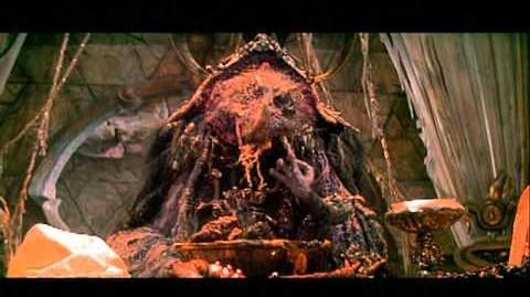 "The Dark Crystal ""Skeksis Dinner"""