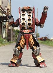 Zan-Kt of the Shield