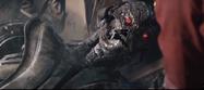 Ultron Body Last Moment