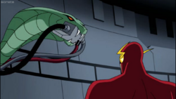 Ophidians using J'onn J'onzz