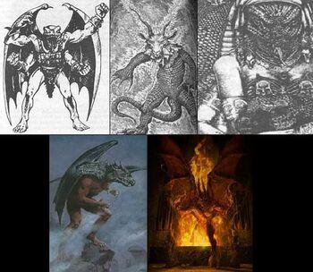 Princes Démons de Titan
