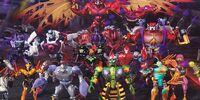 Megatron's Crew (Beast Wars)
