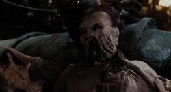 Dracula's death