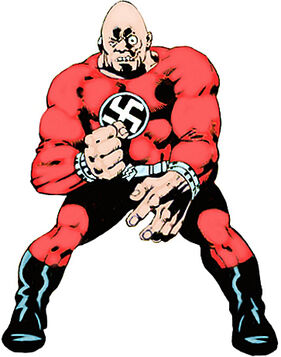 Captain Axis (Marvel)