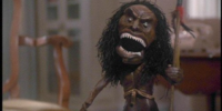 Zuni Fetish Doll