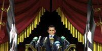 President Vinzer Deling