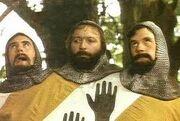 Three-headed giant