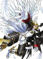 Winged Lord Lucemon