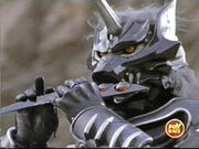 Zen-Aku Summons Dark Wildzords