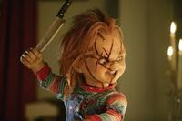 Chucky Throwing Knife