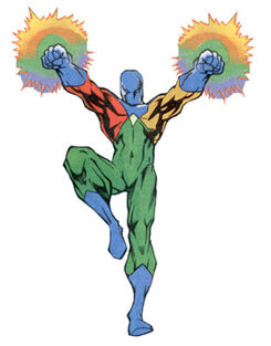 Kinji Obatu (Earth-616)
