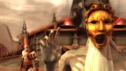 Kratos meet Charon