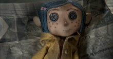 Coraline Doll-0