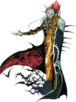Dracula Castlevania Judgment