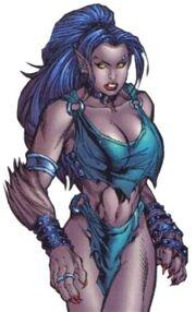 Lupa (Savage Land Mutates) (Earth-616)