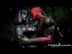 Deadpool and Lady Death