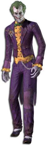 Joker (Arkham City)
