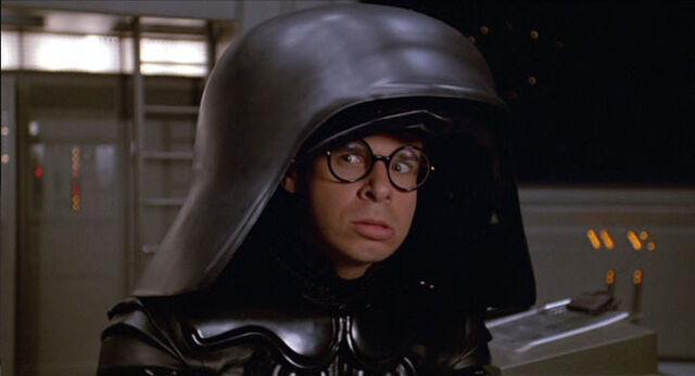 File:Dark Helmet unmasked.jpg