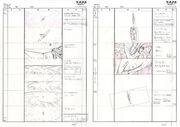 Girl storyboard