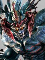 D Jin Blood Vengeance panel 1