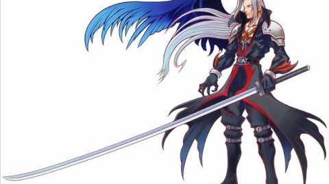 Kingdom Hearts Music - Vs Sephiroth