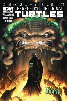 IDW-One-shot Krang Cover-A