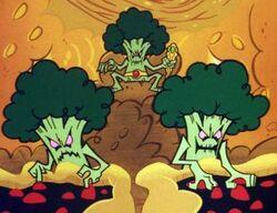 The Broccoloid Empire