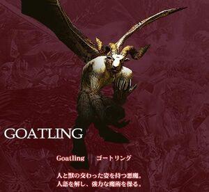 Goat Clansman