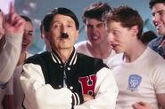 Hitler Is An '80s High-School Jock