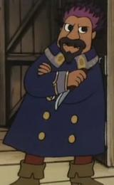 Captain Batt