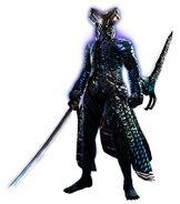 Vergil Devil Trigger DMC4SE