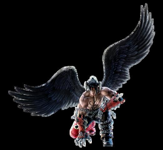 File:Devil Jin - Full-body CG Art Image - Tekken 6.png