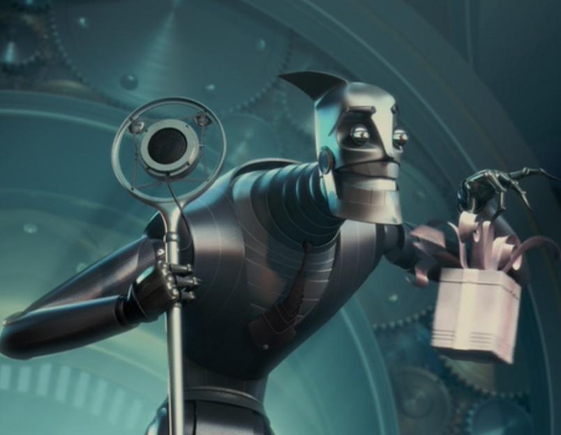 Image Gallery robots ratchet