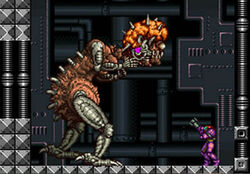 Super Mother Brain (Super Metroid)