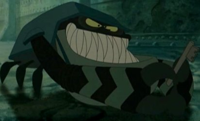 Crab a fish tale villains wiki fandom powered by wikia for Help i ma fish
