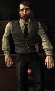 Doctor Angus Bumby