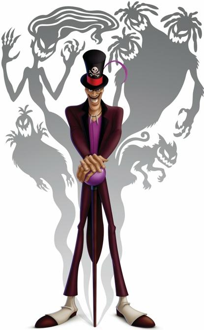 Dr Facilier  Villains Wiki  FANDOM powered by Wikia