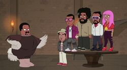 The Hip Hop Illuminati & Cleveland Brown