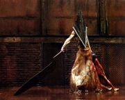 Pyramid Head by GhostsOfReach