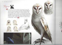 Nyra Concept Art