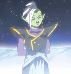 Zamasu wish to Superron