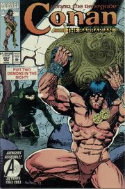 Conan the Barbarian 267