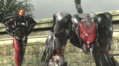 Mistral & Bladewolf