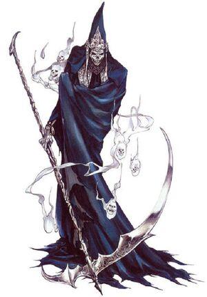 39) la Mort